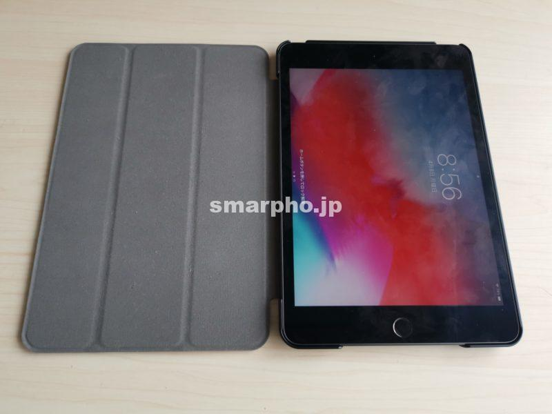 iPadmini2019_ケース開閉