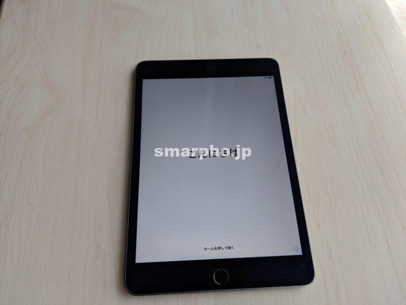 iPadmini2019_本体前面