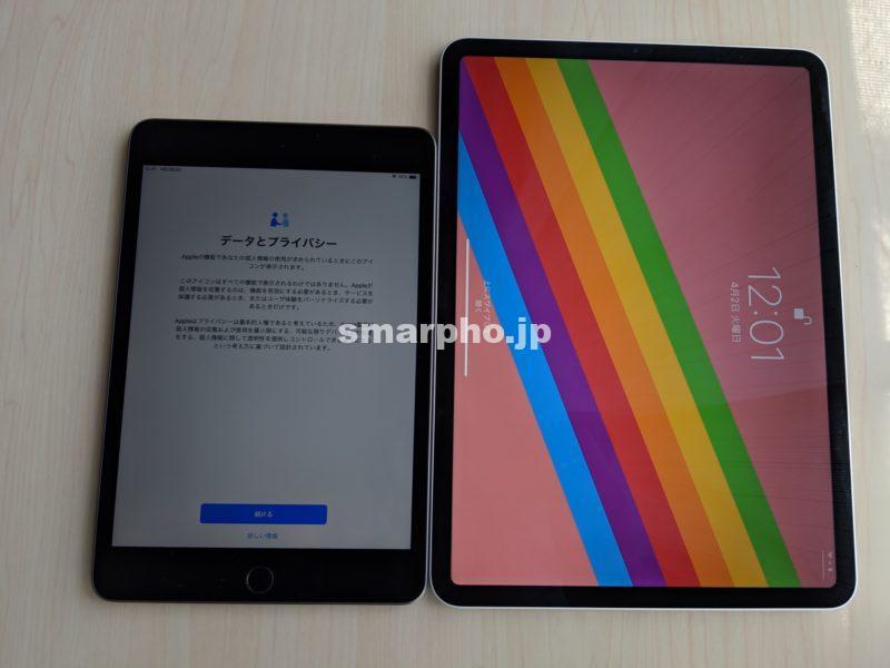iPadmini2019_本体比較