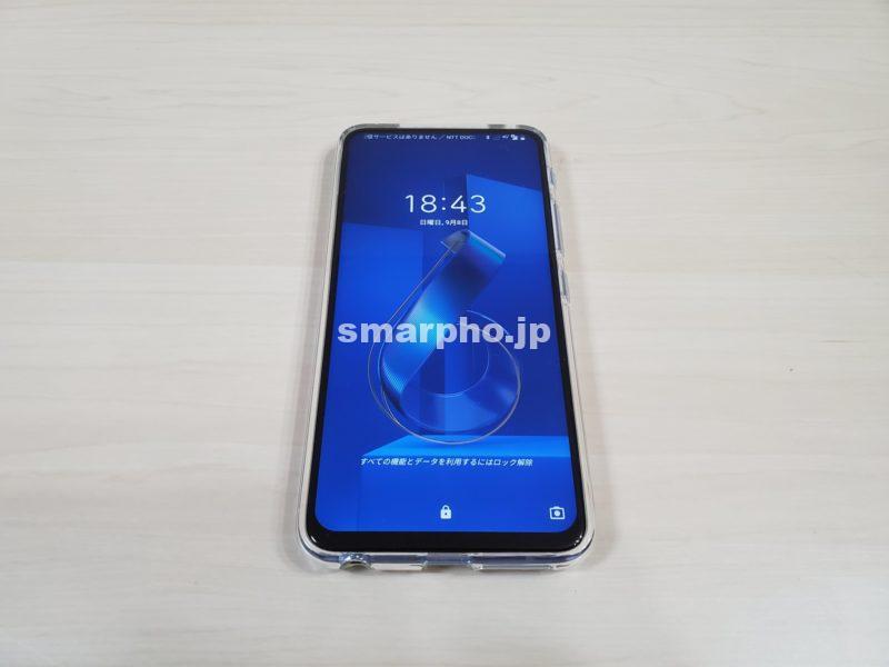 ZenFone6_本体前面2