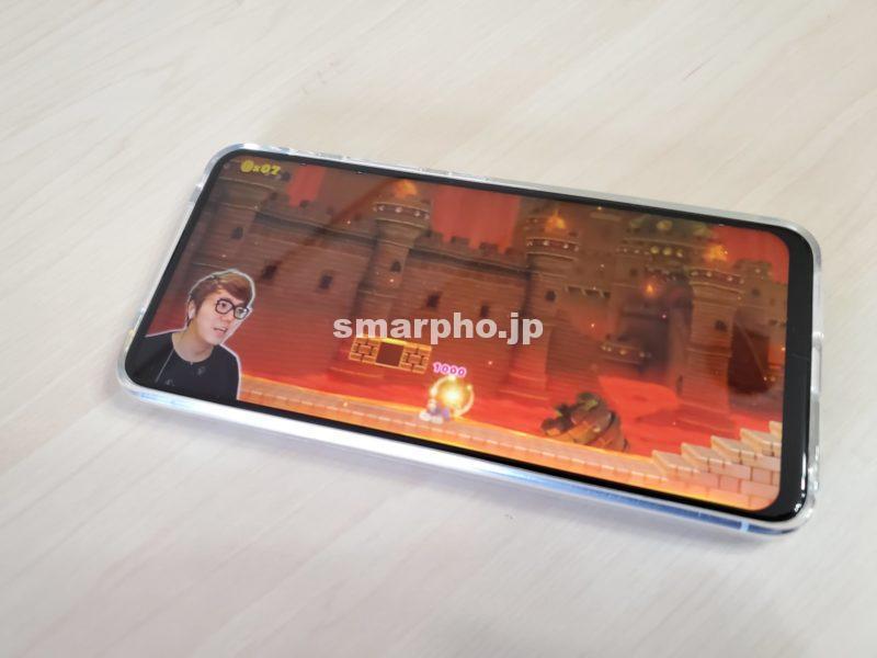 ZenFone6_全画面動画表示