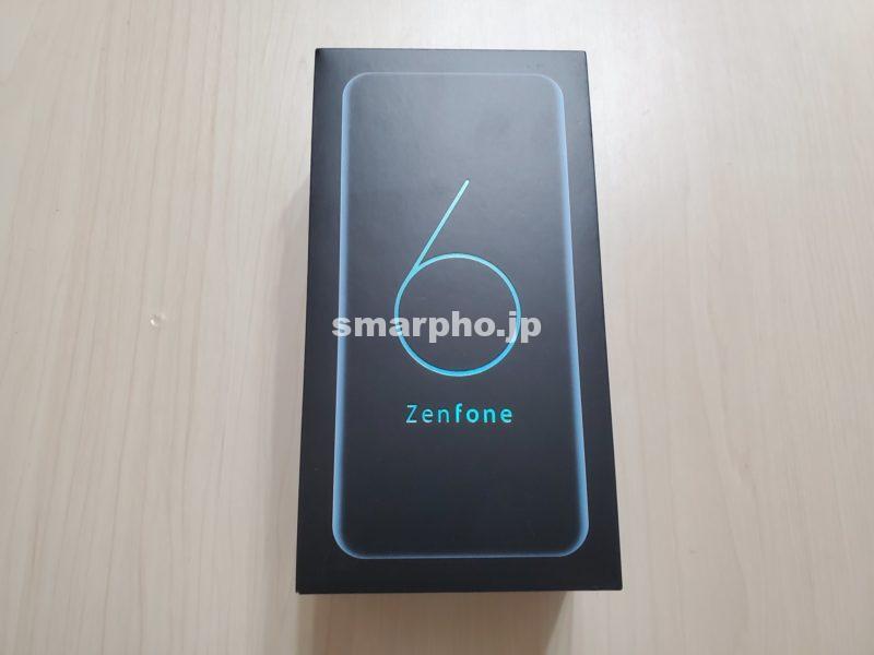 ZenFone6_外箱