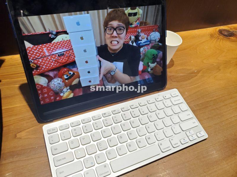 iPadPro12.9_動画再生中
