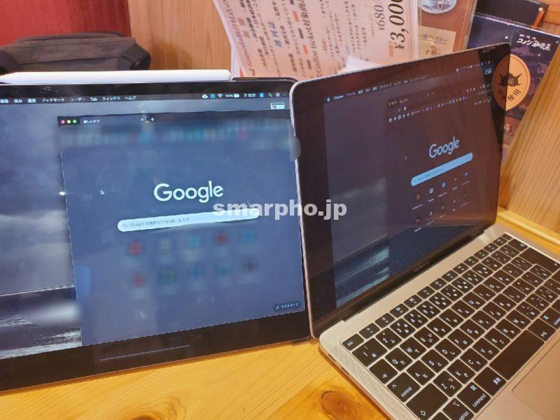 iPadPro12.9_サブディスプレイ時