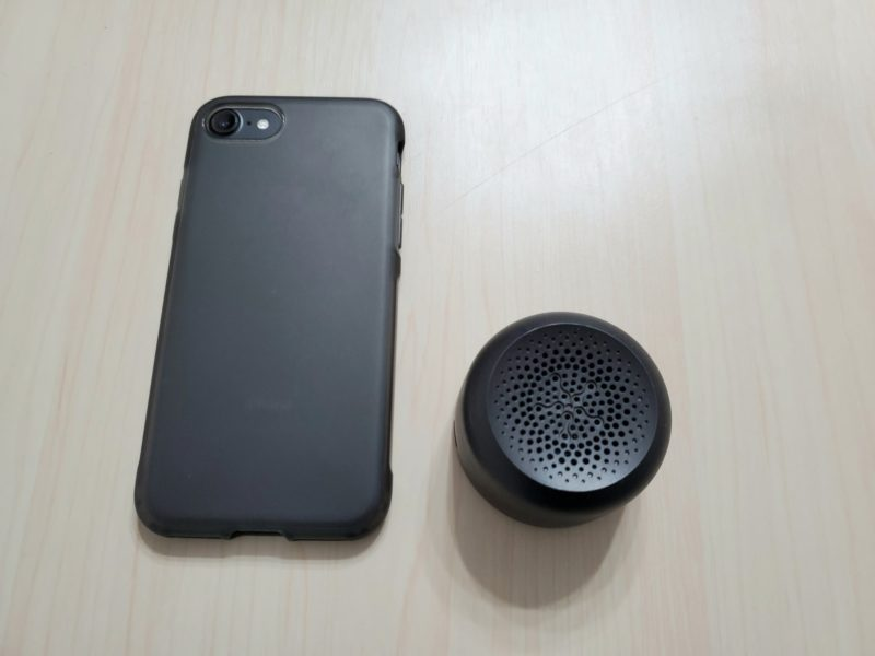 SoundcoreAceA0_iPhoneサイズ比較1