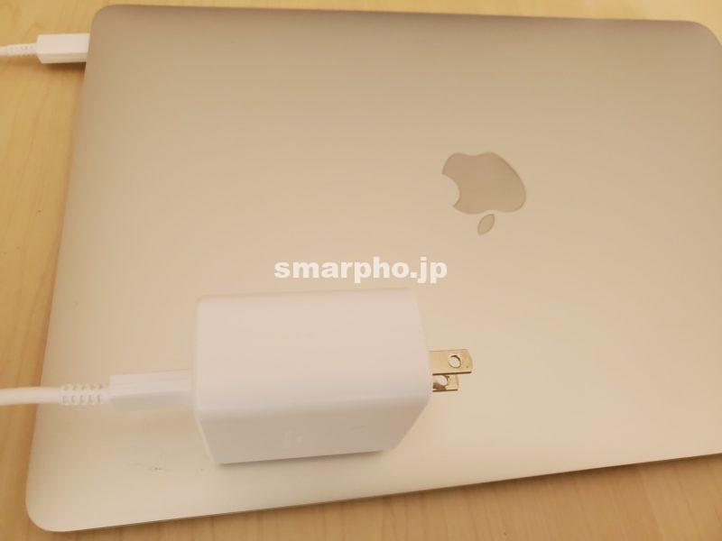 TRAVELADAPTER_MacBookAir充電